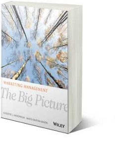 marketing management the big picture
